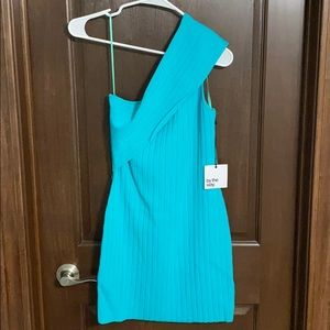 Revolve By The Way. One Shoulder Mini Dress